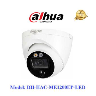 Camera Dahua Full Color 2MP DH-HAC-ME1200EP-LED Hỗ Trợ Iot