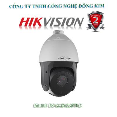 Camera Hikvision Speed Dome 2.0MP DS-2AE4225TI-D Zoom 25X