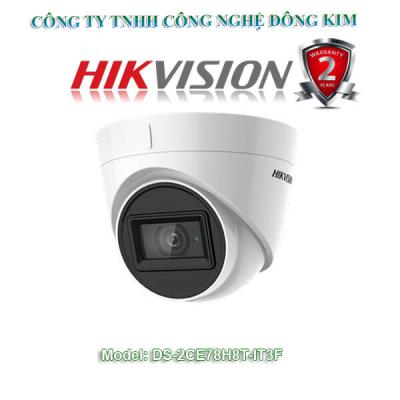 Camera Hikvision 5.0MP DS-2CE78H8T-IT3F