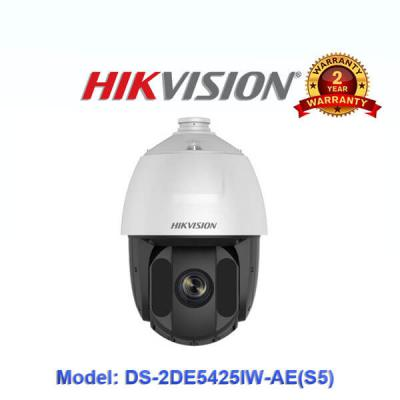 Camera IP Speed Dome Hikvision 2.0MP DS-2DE5425IW-AE(S5)