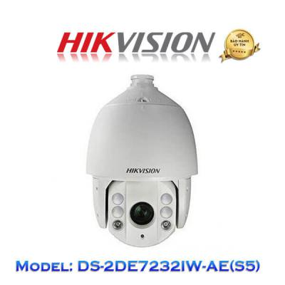 Camera IP Speed Dome Hikvision 2.0MP DS-2DE7232IW-AE(S5)
