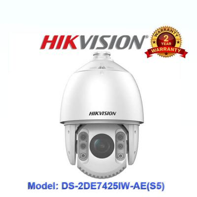 Camera IP Speed Dome Hikvision 4.0MP DS-2DE7425IW-AE(S5)