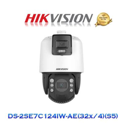 Camera IP Speed Dome Hikvision 4.0MP DS-2SE7C124IW-AE(32x/4)(S5)