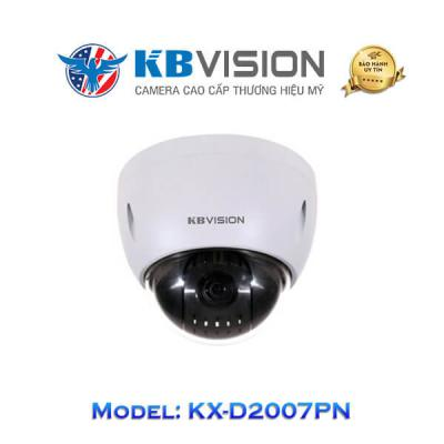 Camera IP Speed Dome 2.0MP Kbvision KX-D2007PN