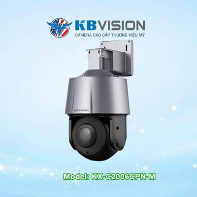Camera IP Speed Dome Kbvision 2MP KX-C2006CPN-M
