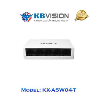 Switch Kbvision 5 Port KX-ASW04-T