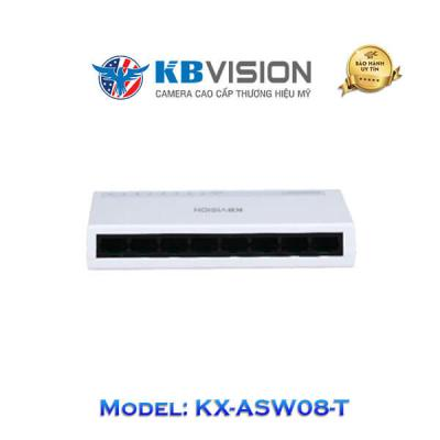 Switch Kbvision 8 Port KX-ASW08-T