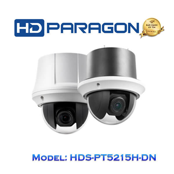 Camera IP Speed Dome HDParagon 2.0MP HDS-PT5215H-DN Zoom Quang 15x