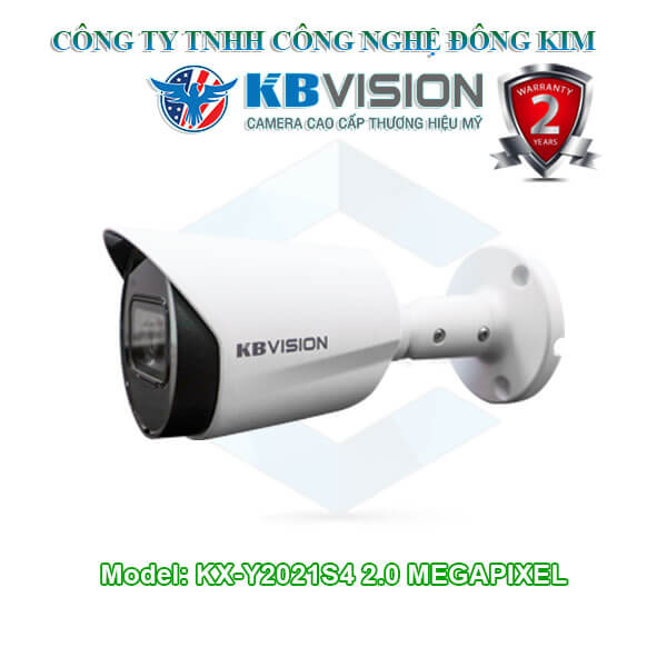 Camera 4in1 2MP KBVISION KX-Y2021S4