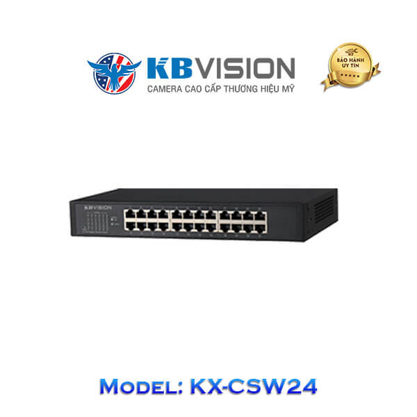 Switch Kbvision 24 Port KX-CSW24